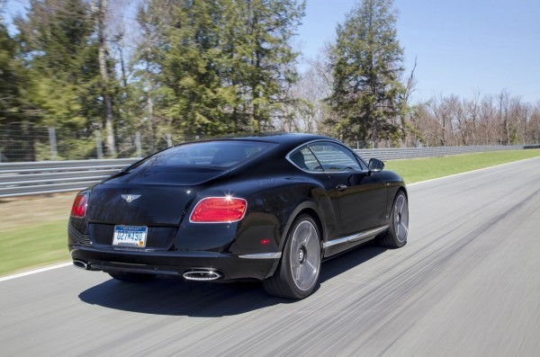 Bentley en series spéciales pour fêter Le Mans.6