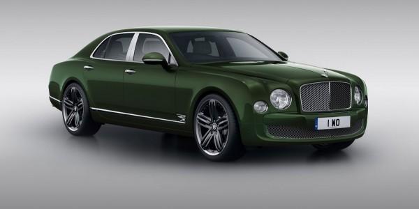 Bentley en series spéciales pour fêter Le Mans.7