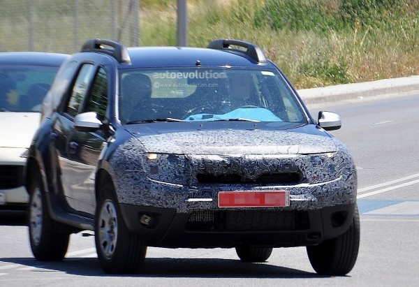 Dacia Duster restylé.1