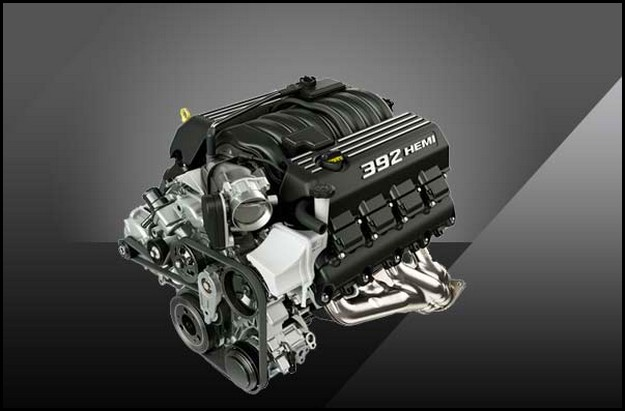 Dodge Powertrains moteur V8 6