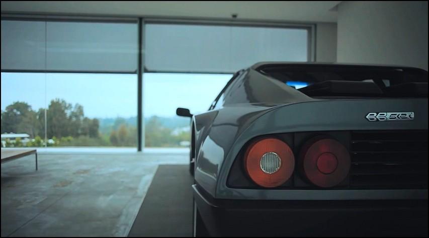 Ferrari 512i BB dans mon salon