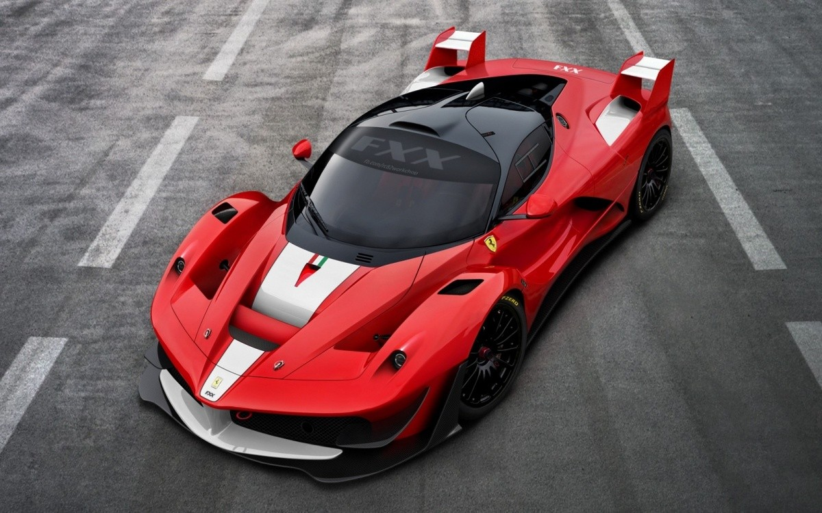 Ferrari LaFerrari FXX by RC82 Workchop