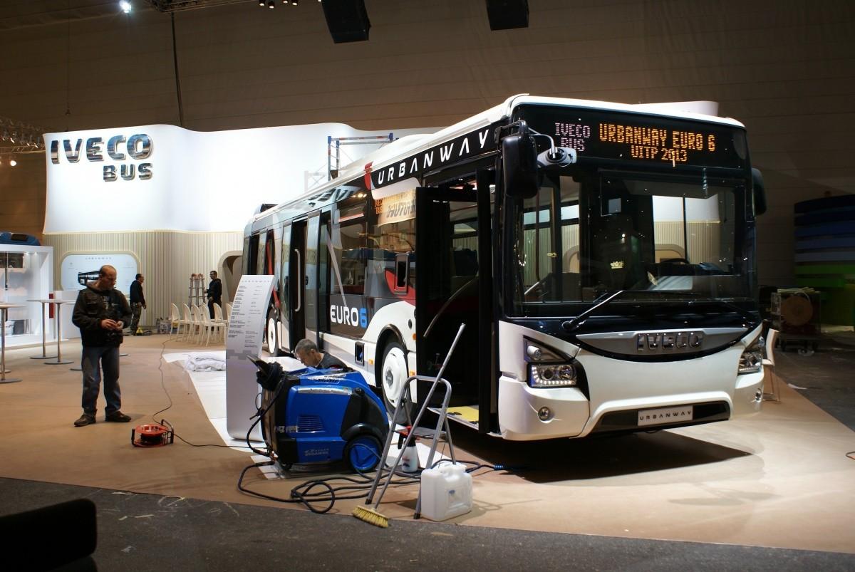 Iveco Bus UrbanWay 2013