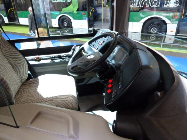 Iveco Bus UrbanWay conducteur