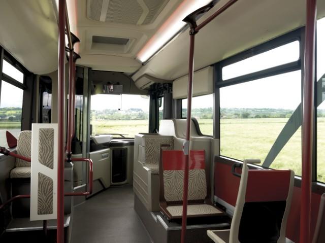 Iveco Bus UrbanWay intérieur 3
