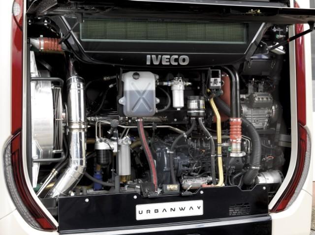 Iveco Bus UrbanWay moteur