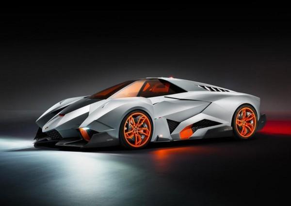 Lamborghini Egoista Concept.1