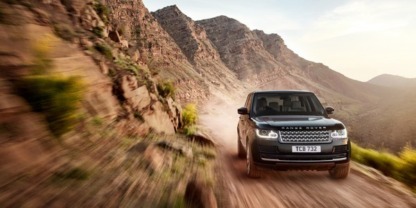 Land Rover Ranger Rover Mk4
