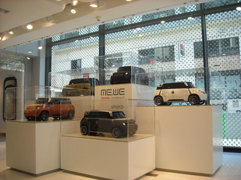 Maquette Toyota Me (2)