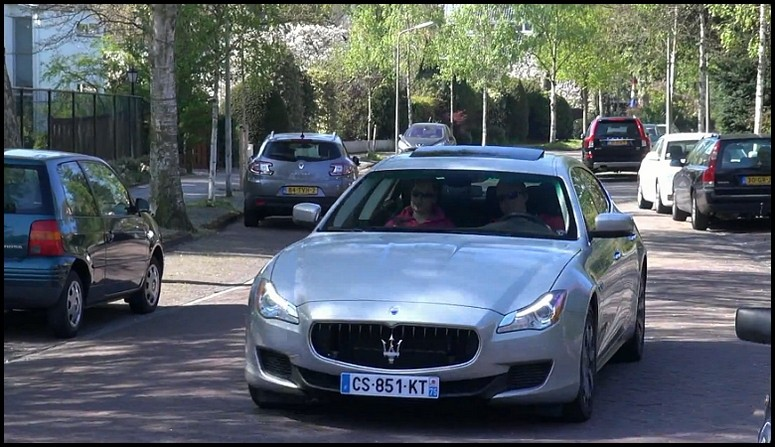 Maserati quattropote 2013