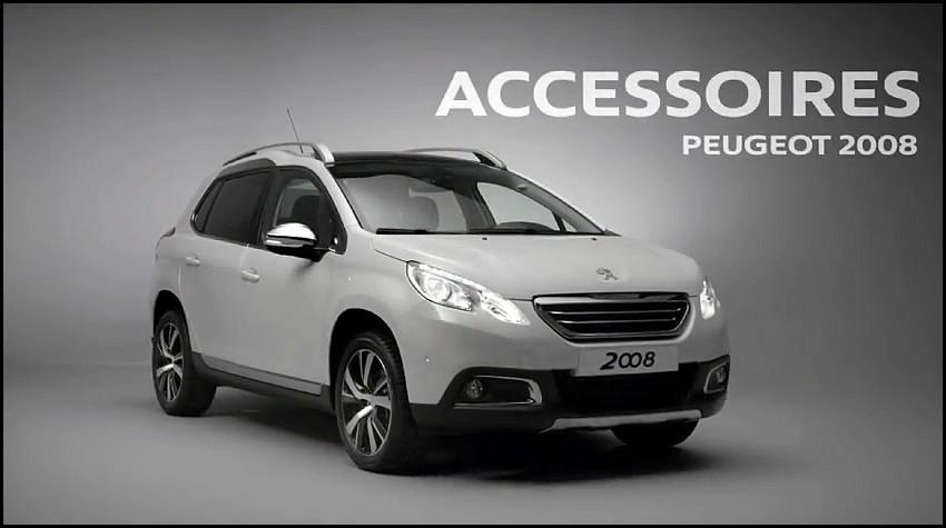 Peugeot 2008 accessoires