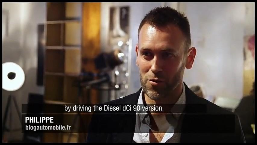 Philippe Kerleroux nous parle du Renault Captur