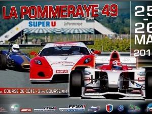course de cote de La Pommeraye