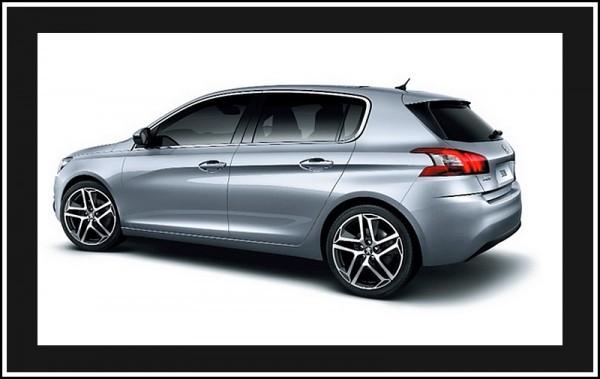 nouvelle Peugeot 308 2013.0