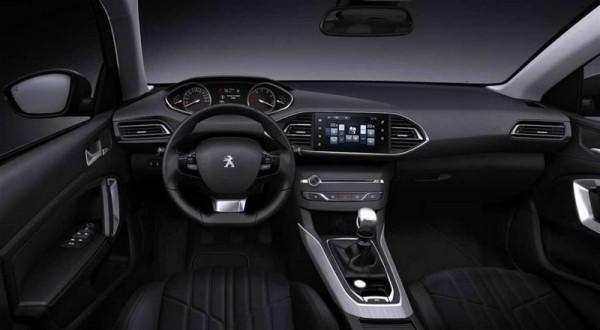 Photo nouvelle Peugeot 308 2013.10 600x330 Nouvelle Peugeot 308 2013 : La compacte de la reconquête ! (galerie)