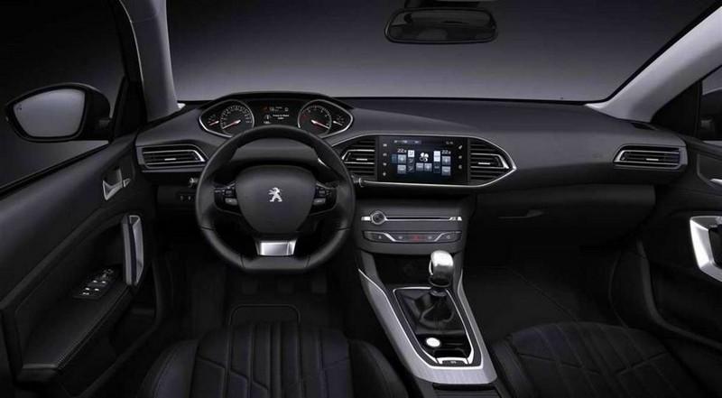 nouvelle Peugeot 308 2013.10