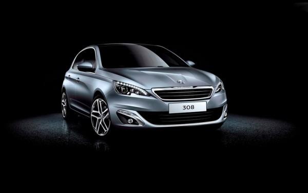 Photo nouvelle Peugeot 308 2013.16 600x377 Nouvelle Peugeot 308 2013 : La compacte de la reconquête ! (galerie)