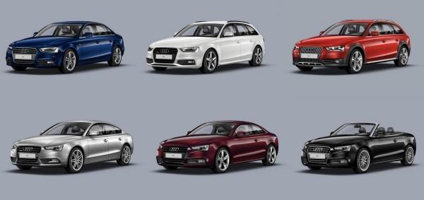 Audi A4 & A5 2.0 L TFSI 225 ch