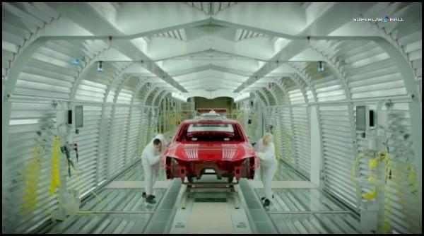 Audi A3 Sedan entre en production à Gyor