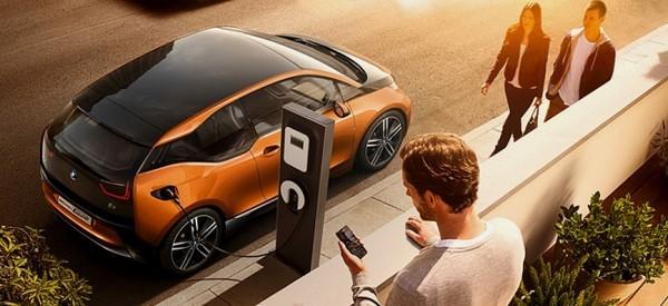 BMW i3 Coupé concept