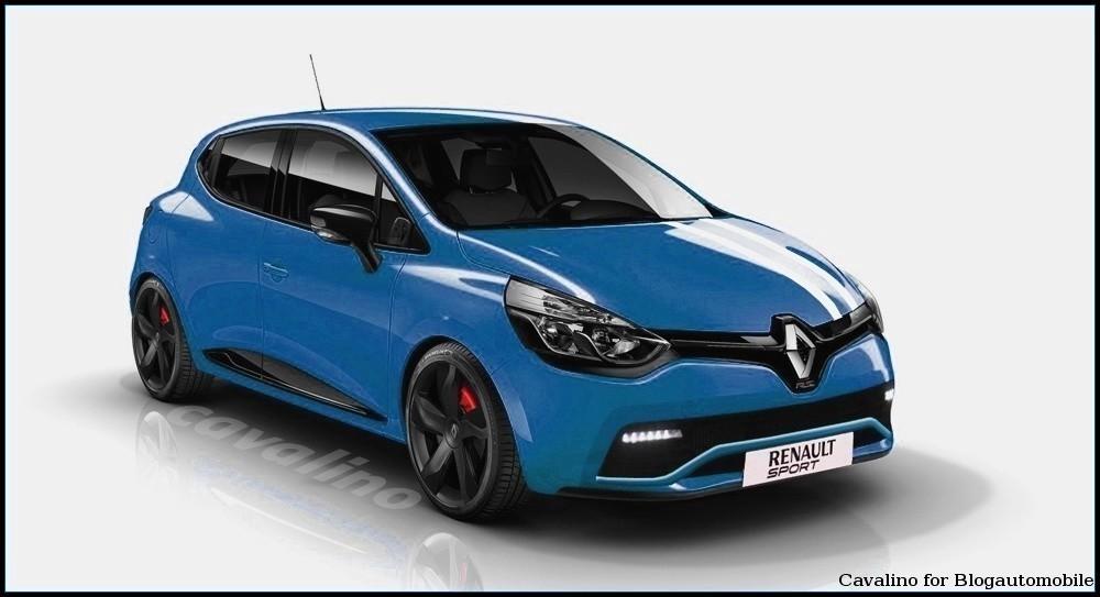 CLIO IV RS Gordini par cavalino
