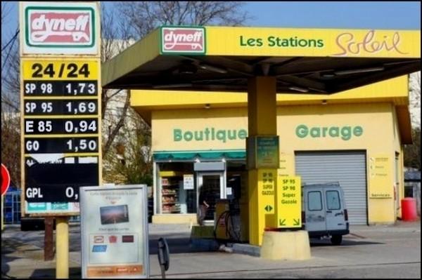 Dyneff veut vendre du E85 à 95 cts le litre
