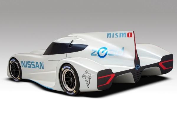Nissan ZEOD RC - Back