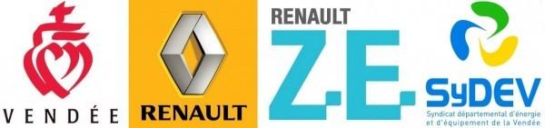 Partenariat Vendée Renault