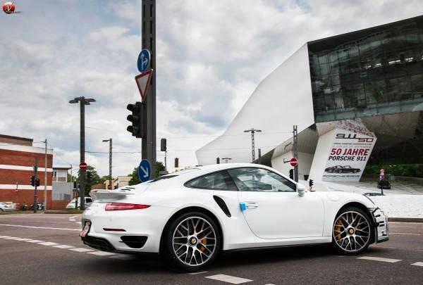 Porsche 911 Turbo by N.Verneret pour Blogautomobile.5