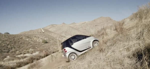 Smart Fortwo Offroad