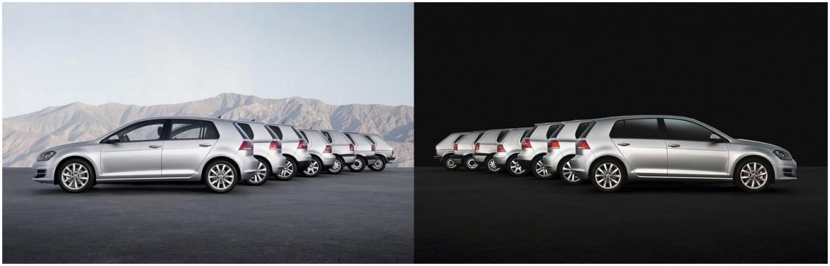 VW 30 millions de Golf