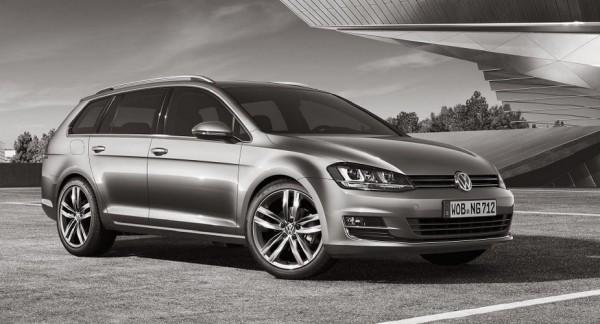 VW Golf SW 2013.4