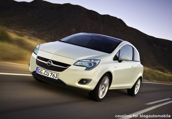 opel-corsa-facelift par Cavalino pour Blogautomobile