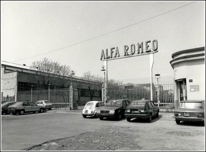 Alfa Romeo Portello