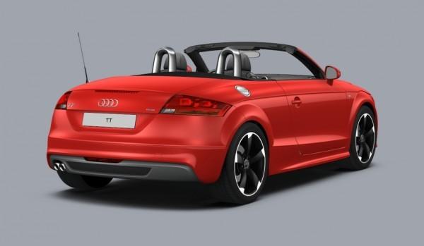 Audi TT Rodster Design Edition