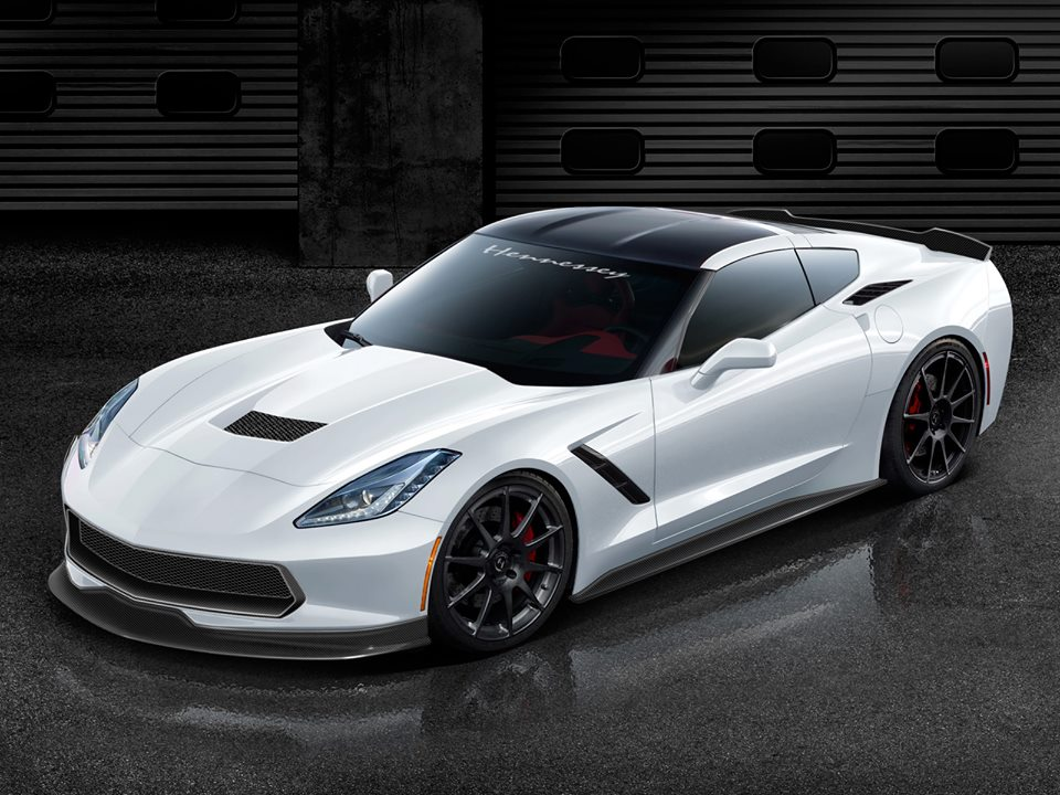 Corvette C7 Stingray by Hennessey