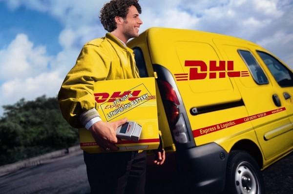 DHL et les batteries lithium-ion