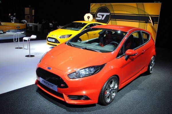 Ford Fiesta ST et Focus ST