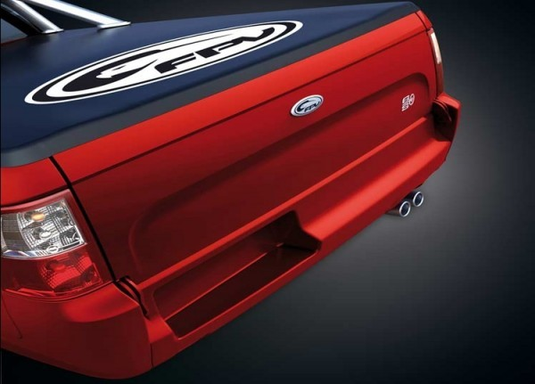 Ford Ute GS