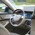 Interieur Classe S 2013 - Mercedes