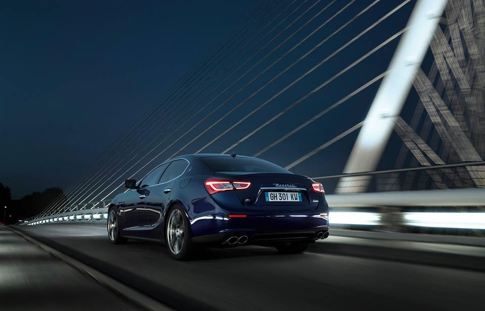 Maserati ghibli 2013-2014