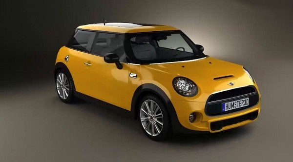 Mini MK3 2014 by Humster 3D
