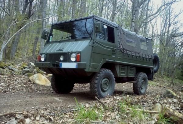 Steyr Puch Pinzgauer 710M