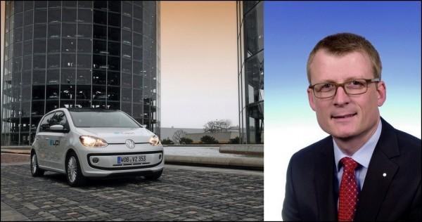 VW : promotion de Joerge Sommer au poste de vice-président du département marketing de VW North America