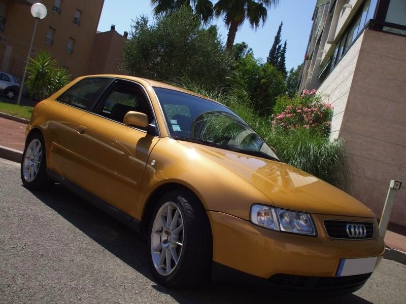 2020 - [Audi] A3 IV - Page 22 Audi-A3-8L-Jaune-Aztec