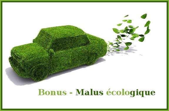 bonus malus écologique