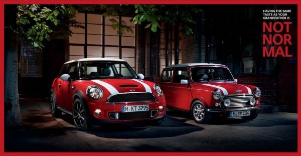 Austin Mini et Mini Mk2
