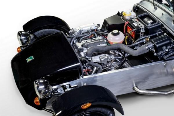 Caterham Seven powered by Suzuki