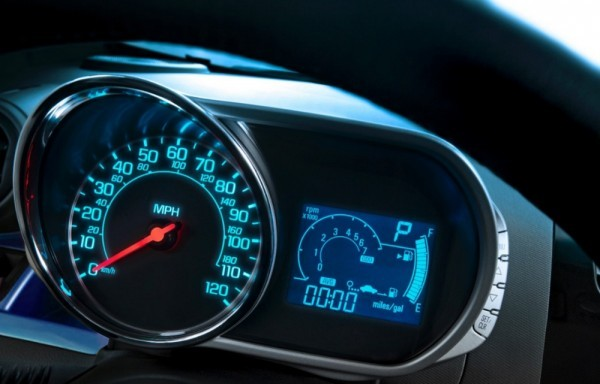 Chevrolet Spark Bubble Edition.4