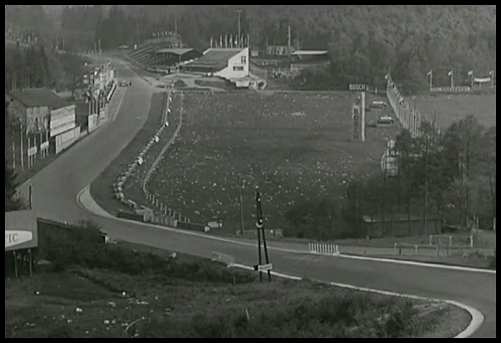 GP de Belgique Spa Francorchamp 1955